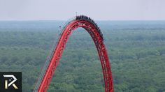 10 Most Insane Amusement Parks