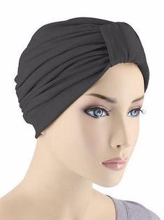 d14fc4eaf84 Budget Collection in Turban Style - Black - Hello Courage