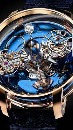 Extraordinaire Luxury Timepiece