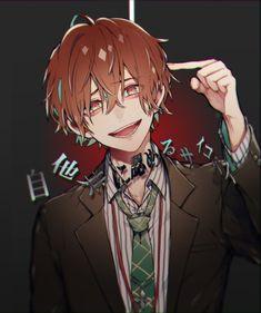 """箱型ぴヲ🐥 on Twitter: """"観音坂独歩👔… """" Yandere Boy, Animes Yandere, Oc Manga, Manga Boy, Anime Chibi, Anime Art, Character Art, Character Design, Dark Anime Guys"""
