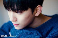 180205 #SEVENTEEN DIRECTOR'S CUT Jacket Photoshoot by Naver x Dispatch - #Joshua <3