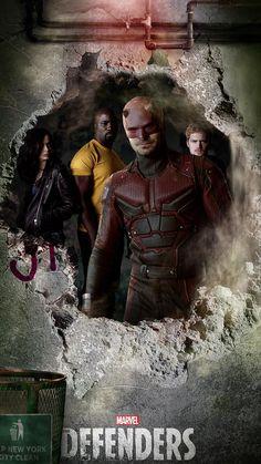 Defenders Daredevil wallpaper