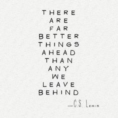 Siempre mejores cosas esperan