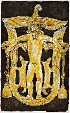 Scythian god Papai