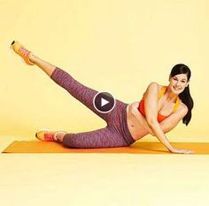 Exercises for Obliques: Oblique-Twist Triceps Push-Up