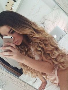 \( ^▽^ )/ Shop human hair extensions from http://www.latesthair.com/