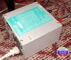 Переделка компьютерного блока питания мощностью 200Вт