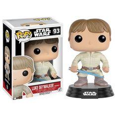 Figura Star Wars Luke Skywalker Bespin Pop! Vinyl