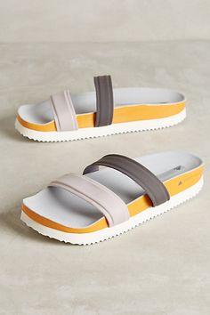 Adidas by Stella McCartney Stina Slides  anthropologie Stella Mccartney  Sandals 60ad69a23