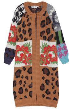 Шерстяной кардиган Tak.Ori - Вещи маркиTak в интернет-магазине модной дизайнерской и брендовой одежды