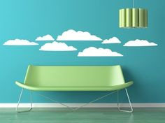 Cloud Kit Vinyl Graphic Wall Decal