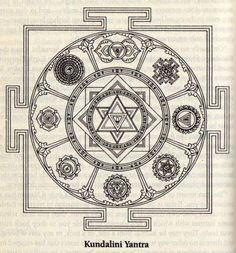 "What is Kundalini, Chakra and Nadis ? Kundalini Yoga and Tantra -The Evolutionary Energy in Man, in which that "" the human organis. Sacred Geometry Symbols, Spiritual Symbols, Geometry Art, Spiritual Music, Shri Yantra, Religion, Psy Art, Spiritus, Shangri La"