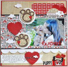 37 Paper Pups Cartridge Ideas Cricut Cards Pup Cards