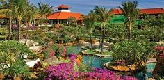 Grand Hyatt Bali (Nusa Dua, Indonesia)   A stunning and perfect Hotel for a holiday everyone in the family will love.