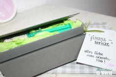 meine Inspiration zum Wochenende: kleine Geschenkideen mit persönlicher Note | dinchensworld