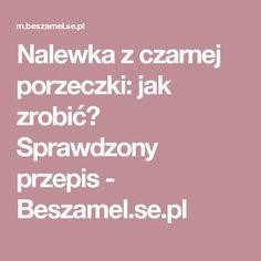Nalewka z czarnej porzeczki: jak zrobić? Sprawdzony przepis - Beszamel.se.pl