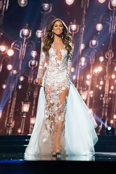 2016 Miss USA Evening Gowns Competition: See The BestDresses