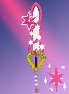 MLP+FiM+Keyblade:+Magic+of+Friendship+by+Xelim.deviantart.com+on+@deviantART