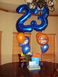 Birthday Bill Basketball Parties13th