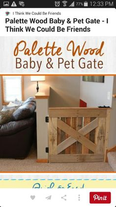 8 best baby proof images in 2019 diy ideas for home diy baby gate rh pinterest com