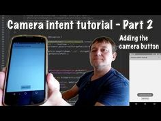 Add camera button Part 2 - Nige's App Tuts Android Camera, App Development, Ads, Button, Buttons, Knot