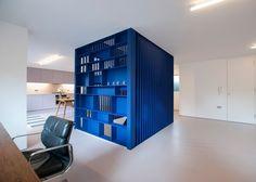 Fin House à Londres par RA Projects