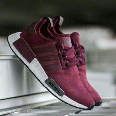 Oxblood Adidas