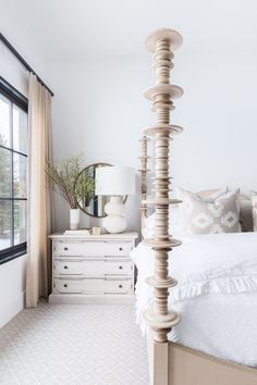 Get The Look: Neutral Bedroom. Get The Look: Classic Neutral Bedroom Home Decor Bedroom, Bedroom Furniture, Home Furniture, Furniture Stores, Bedroom Ideas, Furniture Buyers, Furniture Websites, Cheap Furniture, Rustic Furniture