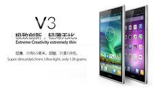 iNew V3, Smartphone Tipis Harga 2 Jutaan