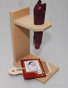 Heat gun holder.
