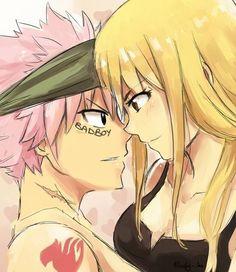 Natsu und Lisa bestes Paar aus Fairy Tail auf welcher Seite stehst du Nalu oder Nali also ich endeutig für Nalu