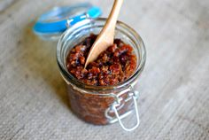 Tasty Kitchen Blog: Bacon Jam. Guest post by Laurie McNamara of Simply Scratch, recipe submitted by TK member Rebecca of Foodie with Family.