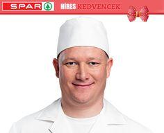 Harmat Gábor pékmester