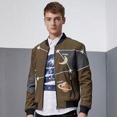 Casual Slim Fit Jacket For Men. Shop Now 🌿
