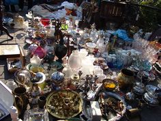 Monastiraki Flea Market, Athens #flea_market #athens