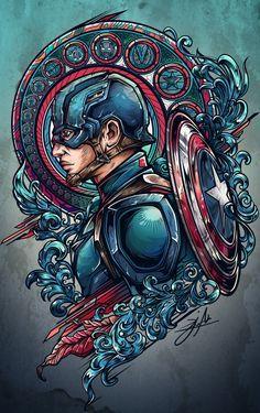 Você é time Capitão América ou Homem de Ferro?                                                                                                                                                      Mais