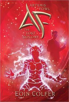 Retour sur la saga Artemis Fowl