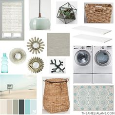 laundry room by TheAmeliaLane, via Flickr