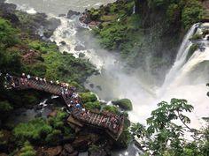 Chues Iguazu en Argentine Blog Voyage, Niagara Falls, Waterfall, Nature, Travel, Outdoor, Buenos Aires, Argentina, El Calafate