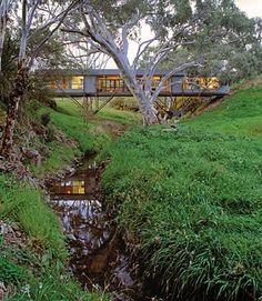 Green bridge home.