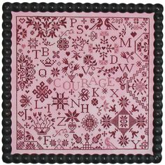 Praiseworthy Stitches Simple Gifts-Courage
