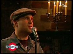 """Here's Gary Jules doing """"Mad World"""" live ... how brave it is, to do a song like this ..."""