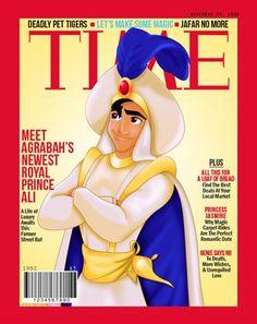 Disney men's magazine