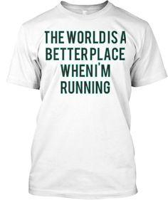 Limited Edition Running Shirt M / F | Teespring