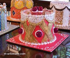 M. Antoinette Cakes / Portfolio