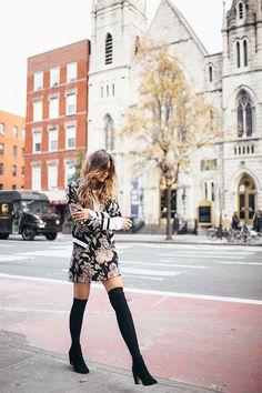 NYC Street style Tezza Tessa Barton