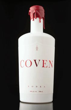 Coven on Packaging of the World - Creative Package Design Gallery