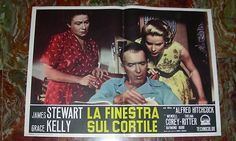 1000 images about grace kelly films on pinterest grace kelly to catch a thief and rear window - La finestra sul cortile youtube ...