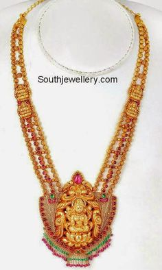 Lakshmi Gold Long Chain