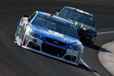 """Dale Jr: """"They implemented this rule. I wish it had worked out. But, I'm not sure that it's here to stay."""" https://racingnews.co/2017/07/27/dale-earnhardt-jr-nascar-overtime-line/ #dalejr"""